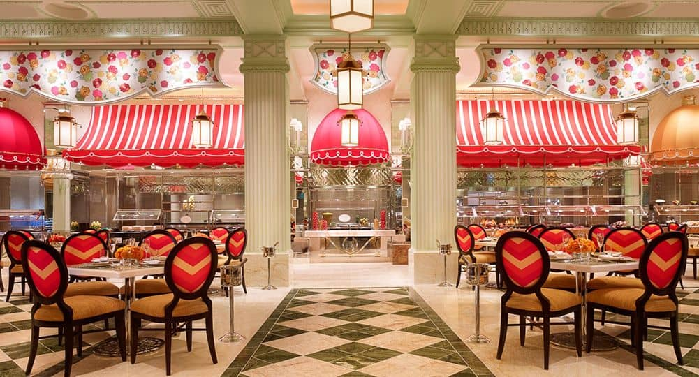 Wynn buffet discount coupon