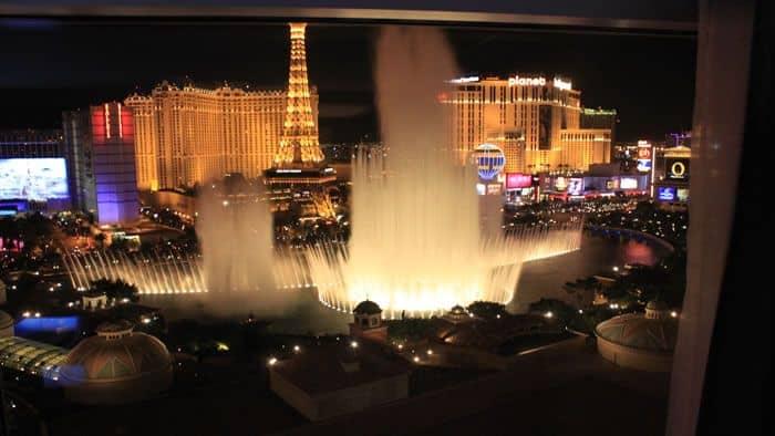 Fountains Salon Suite View