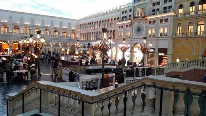 Venetians St Mark's Square