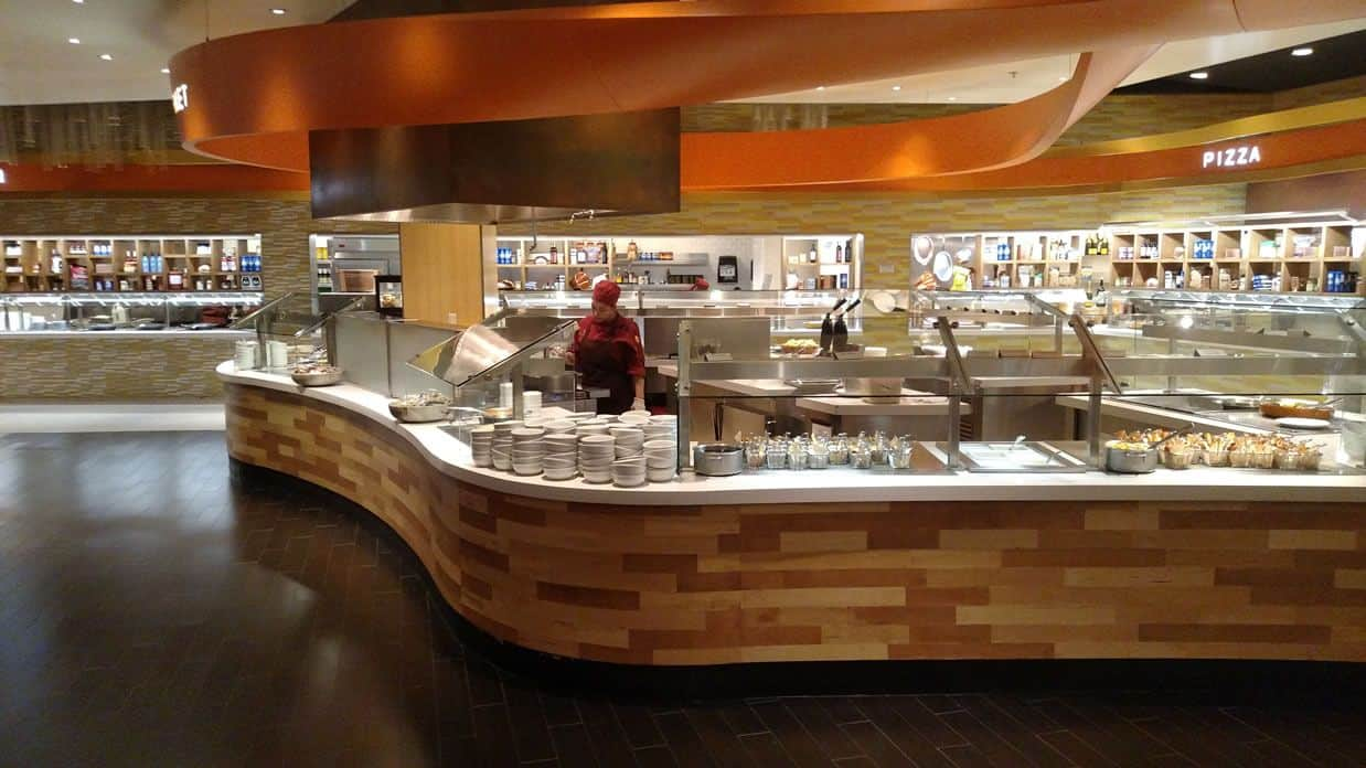 aria buffet coupons prices hours review 2018 vegas food fun rh vegasfoodandfun com Aria Breakfast Buffet the buffet at aria las vegas nv price