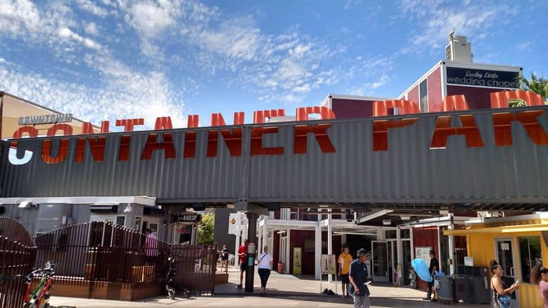 Container Park Events