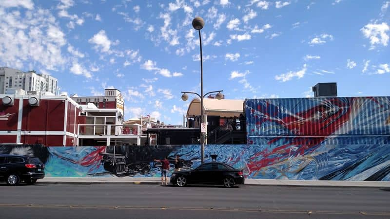 Downtown Vegas Container Park
