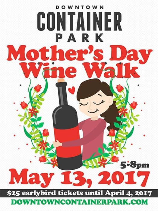 Mothers Day Wine Walk