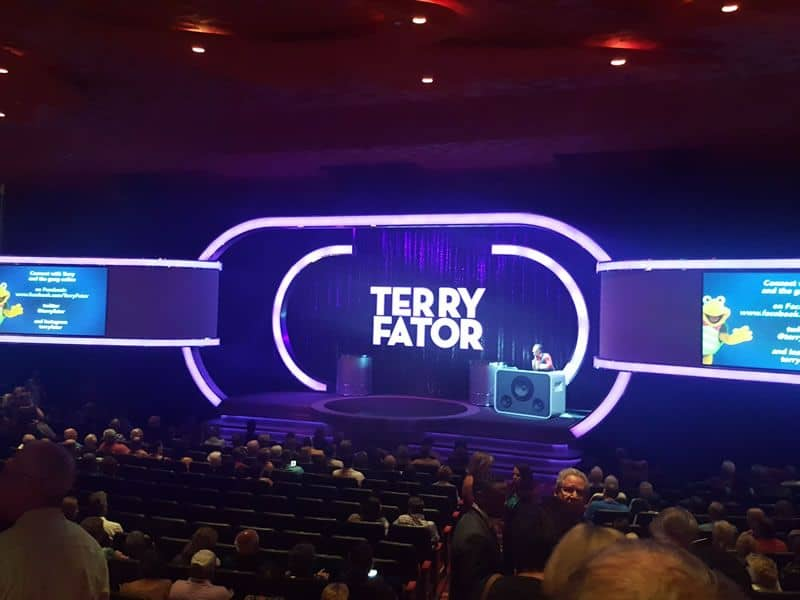 Terry Fator Theater