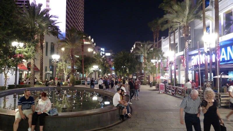 Linq Promenade Las Vegas