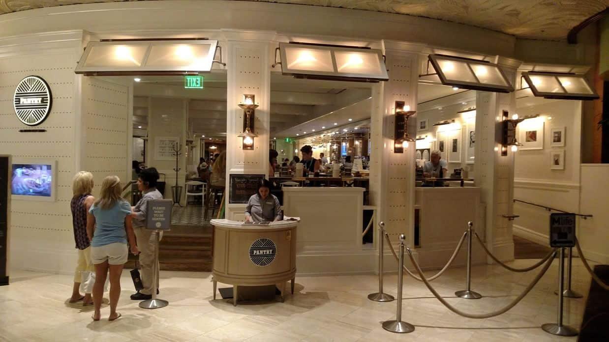 The Pantry at Mirage Vegas