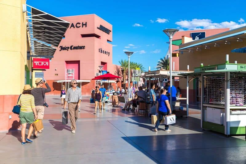 Vegas Outlet Mall