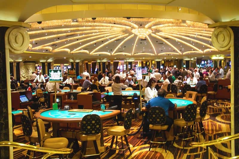 gambling in las vegas casino